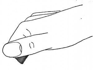 Cavaquinho mão direita